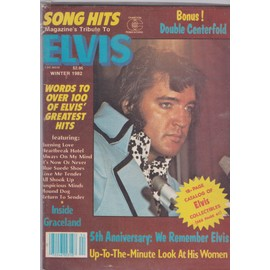 Song Hits tribute to Elvis Presley