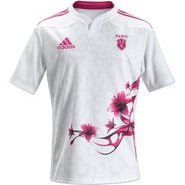 Maillot Rugby Stade Francais Domicile Neuf Taille Enfant