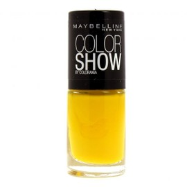 Gemey Maybelline Vernis � Ongles Colorama - 749 Electric Yellow