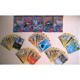 Lot De 50 Cartes Pok�mon