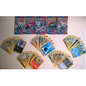 Lot De 50 Cartes Pok�mon
