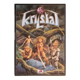 Krystal, La Qu�te Des Pierres De Lumi�re - Fabrice Cayla, Pierre Cl�quin, Jean-Pierre P�cau (Oriflam)