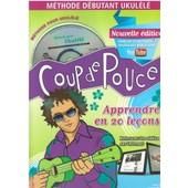 Roux : Coup De Pouce D�butant Ukul�l� (+ 1 Cd)