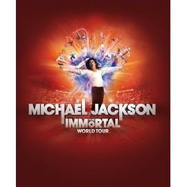 Michael Jackson Programme Souvenir The Immortal World Tour Cirque Du Soleil 4000051308