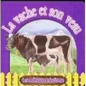 La Vache Et Son Veau de