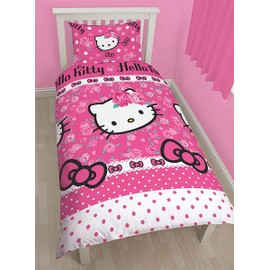 Housse De Couette Simple Hello Kitty Sommerwind
