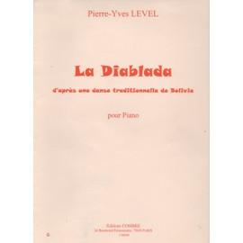 LA DIABLADA pour piano