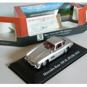 Miniature Automobile V�hicule Mercedes Benz 300 Sl (W198) 1954 -1/43eme