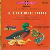 Les Contes D'andersen . 3 : Le Vilain Petit Canard (Livre Disque N� 23) - Dani�le Delorme Et Yves Robert (Avec Marguerite Cassan, Claude Dasset, Marc Blanchard)