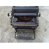 machine ecrire ancienne pas cher ou d 39 occasion sur priceminister rakuten. Black Bedroom Furniture Sets. Home Design Ideas
