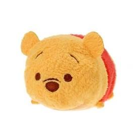 Winnie L'ourson Tsum Tsum Mini Peluche