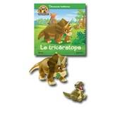 Le Tric�ratops - Livre + Figurines - Altaya de Antonelli