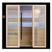 Sauna Traditionnels Arizona - 200 X 170 X 210 - Pin Blanc