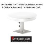 Antenne TNT camping car / caravane OMNIPRO