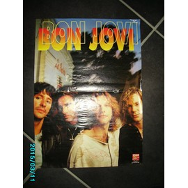 Poster BON JOVI Star club