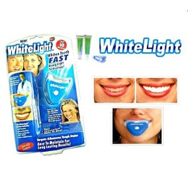 Kit De Blanchiment Dentaire Dents Blanche Professionnel Et Rapide White Light