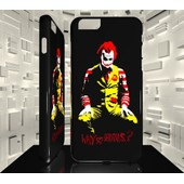 Coque Iphone 6 Iph06 043 001 004 Batman Joker Funny