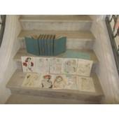 Oeuvres De Pierre Louys En 7 Vol, Avec Plaquette Des 10 Dessins De Mariette Lydis Refus�s Pour L'�dition Tir�e A 1000 Ex de pierre lou�s