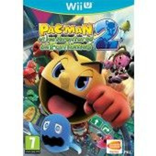 Pac-Man et les Aventures des Fant�mes Wii U