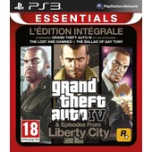 Grand Theft Auto Iv - Essentials