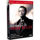 Hommage � Orson Welles : Jane Eyre + Le G�nie Du Mal + Orson Welles Acteur de Stevenson Robert