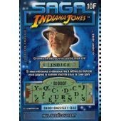 Ticket Saga Indiana Jones Dr Henry Jones