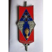 Insigne Promotion Cherchell Coetquidan 1982