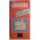 Aed Plan De Limoges Avec Livret