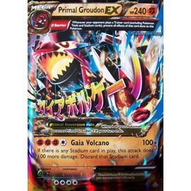 Mega Primo-Groudon Ex 86/160
