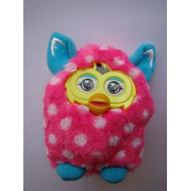 Furby Boom Mac Do Rose � Pois Blanc 2014