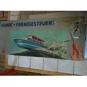 Bateau Radiocommand� Funk-Ferngesteuert Police