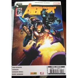 The Avengers Janvier 2015 N�19 Original Sin