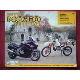Revue Moto Technique N� 84 Suzuki - Kawasaki