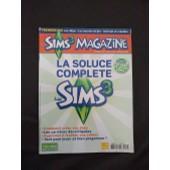 Les Sims 3 Magazine 2h