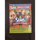 Les Sims 3 Magazine 3 Destination Aventure