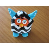 Peluche Furby Zebre Happy Meal Mac Do