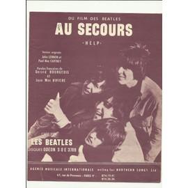 Au Secours/ Help