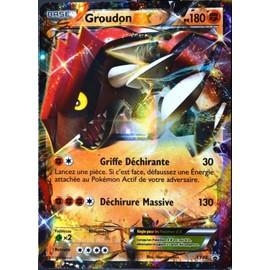 Carte Pok�mon Xy42 Groudon-Ex 180 Pv Promo Neuf Fr