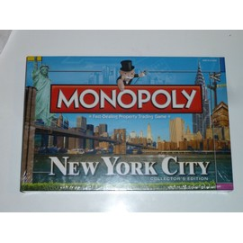 Monopoly New York City Collector's Edition