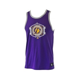 Adidas Maillot De Basket-Ball La Lakers Pour Homme