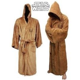 Peignoir Homme Ultra Doux │ Cosplay Star Wars Empire Galactique Seigneur Sith S�nateur Jedi │