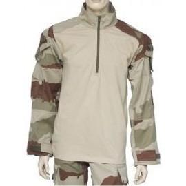 Chemise De Combat Ubas Camouflage Arm�e Fran�aise