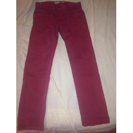 Pantalon Ritchie Bordeau