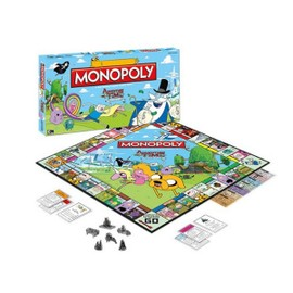 Jeu Monopoly - Adventure Time Collector Edition Us