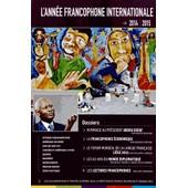 L'ann�e Francophone Internationale de Charles Moumouni