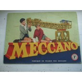 Meccano Manuel D'instructions 1a de Meccano