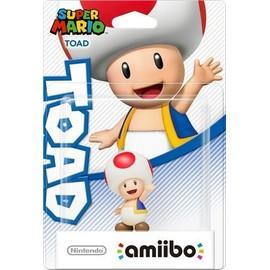 Figurine Amiibo - Toad [Collection Super Mario]
