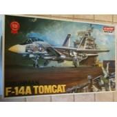 Maquette Grumman F-14a Tomcat Academy Minecraft Model Kit 1/48