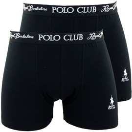 Boxer Polo Club Pack De 2