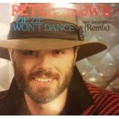 Zie Zie Won't Dance (Funk Usa 1984 Dj Promo Copy) - Peter Brown